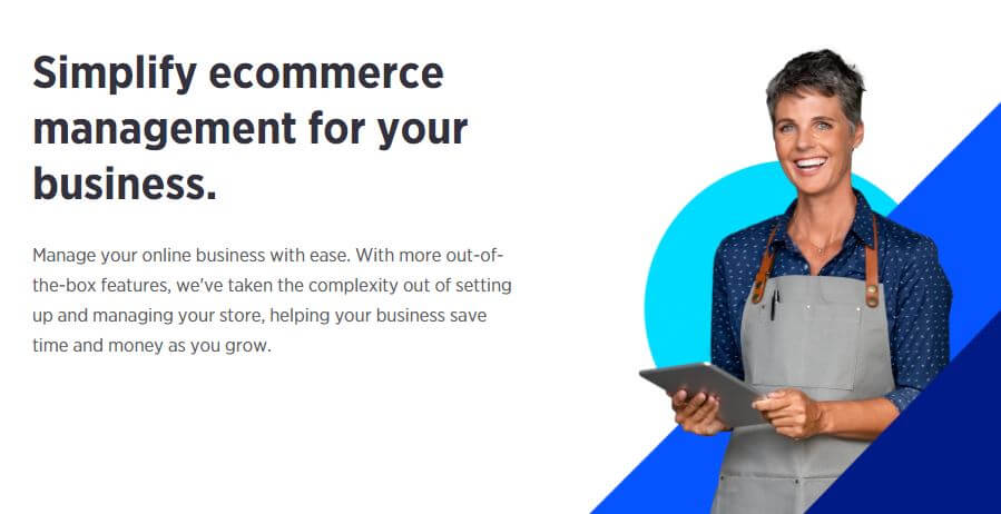 BigCommerce Manage Your Store