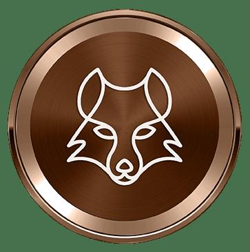 wolf-bronze