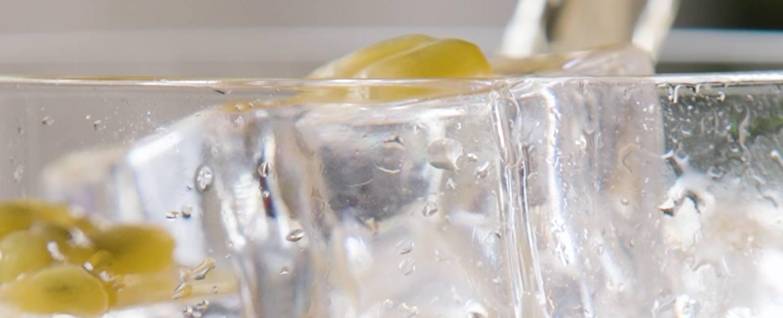 Sparkling Passion Fruit Cider