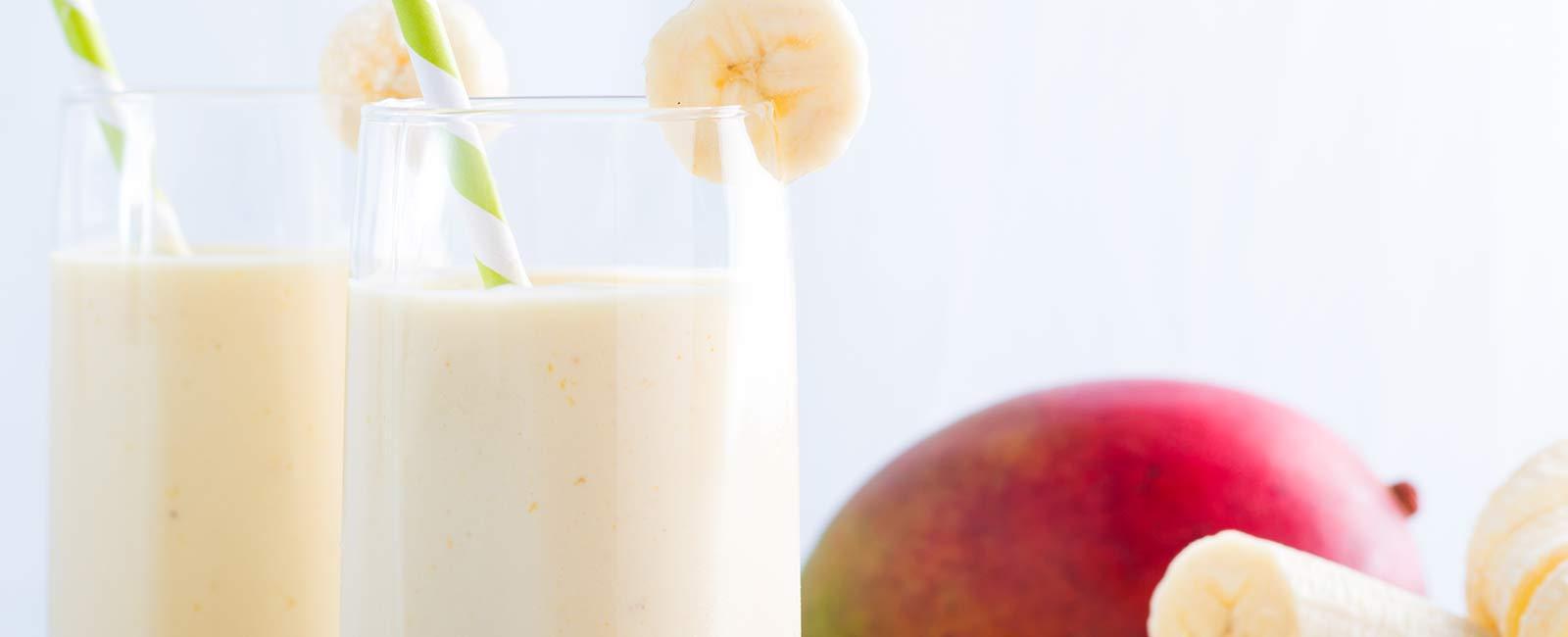 Banana Mango Smoothie