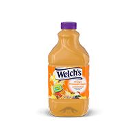 Welch's Orange Pineapple Apple Juice Bottle