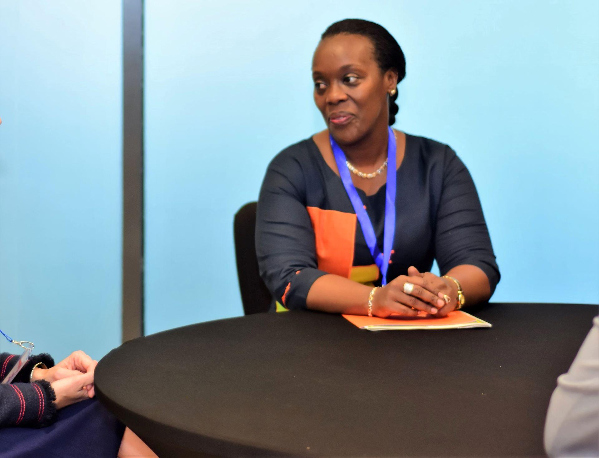 Rwandan Health Minister