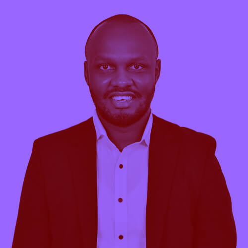 Equalize Health  Enock Musyoka