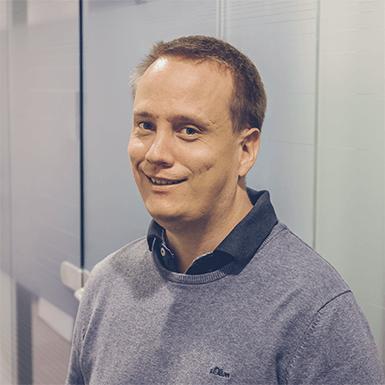Iconity expertise guarantor Stefan Markus