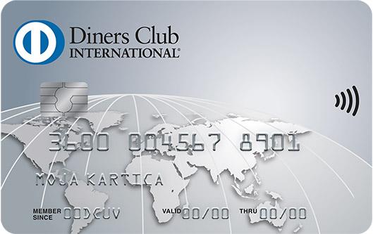 DIners Club Klasična