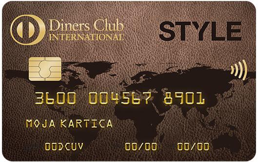Diners Club HAK kartica
