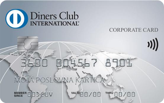 Diners Club Klasična Poslovna