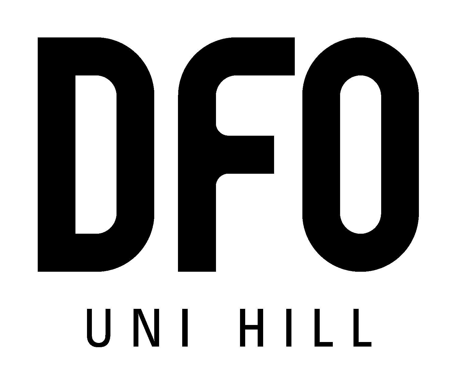 DFO Uni Hill Logo