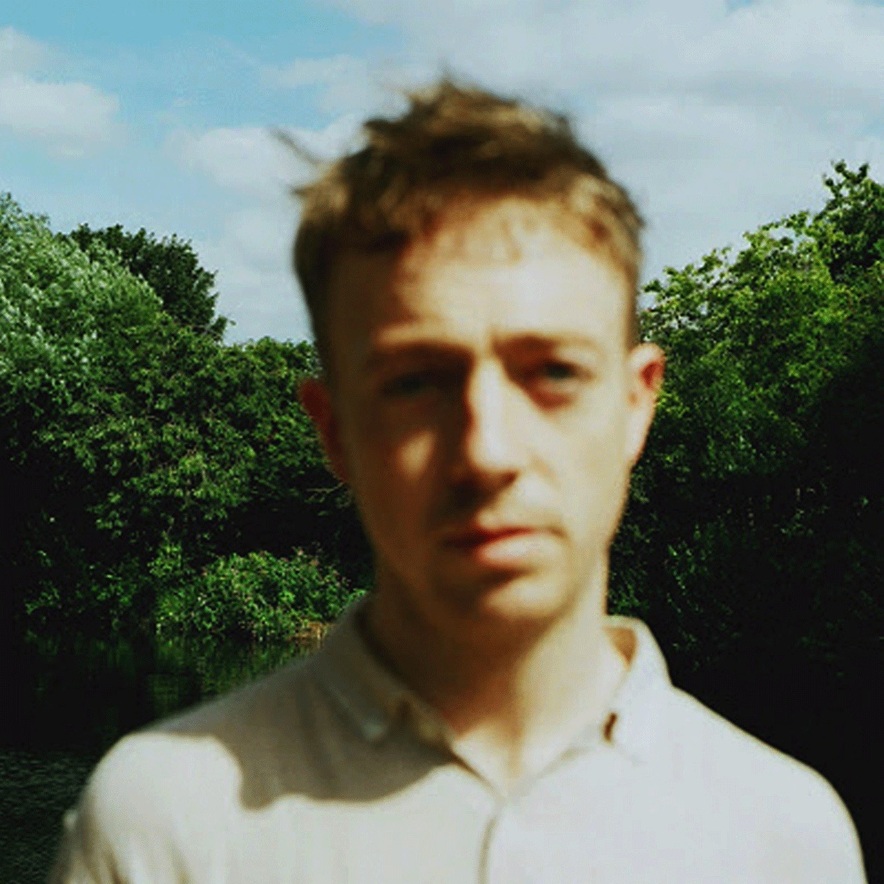 Kai Campos (of Mount Kimbie) Portrait
