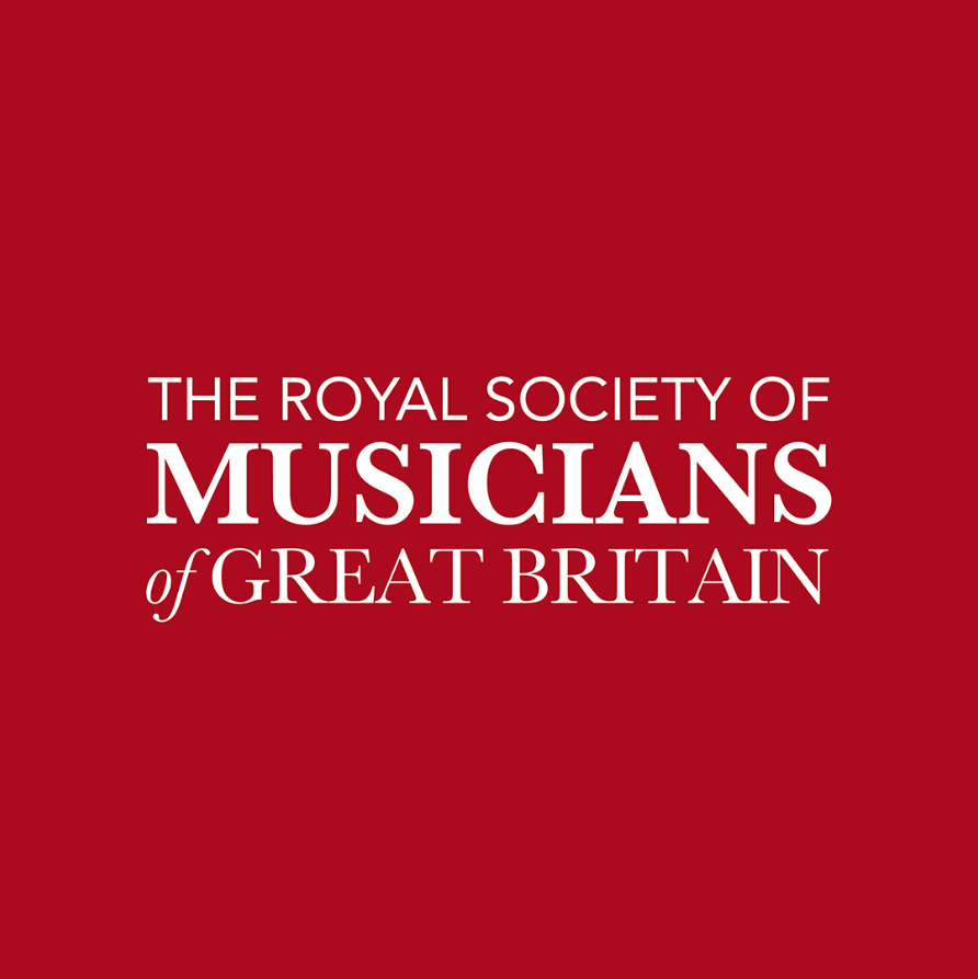 The Royal Society of Musicians of Great Britain Logo