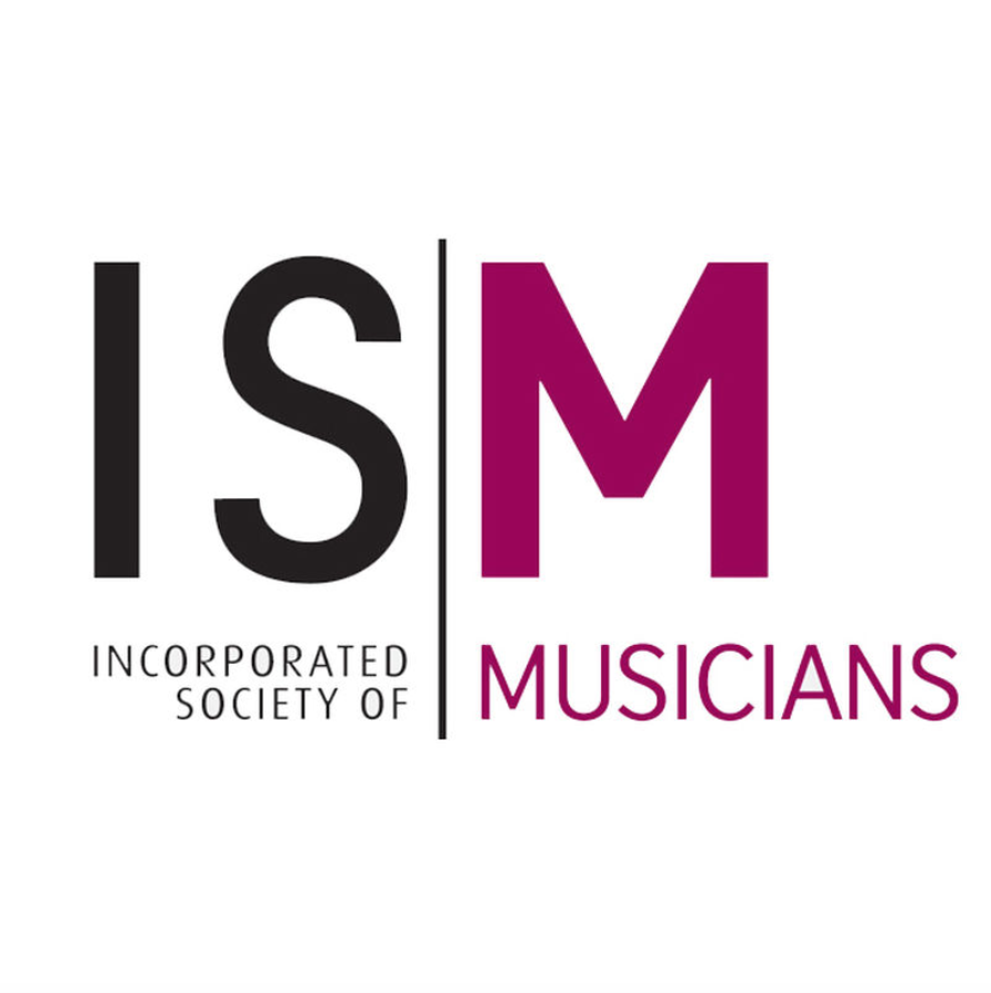 ISM (i.e. Incorporated Society of Musicians) Logo