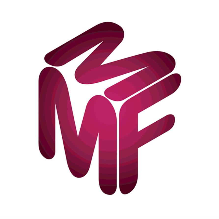 MMF (i.e. Music Managers Forum) Logo