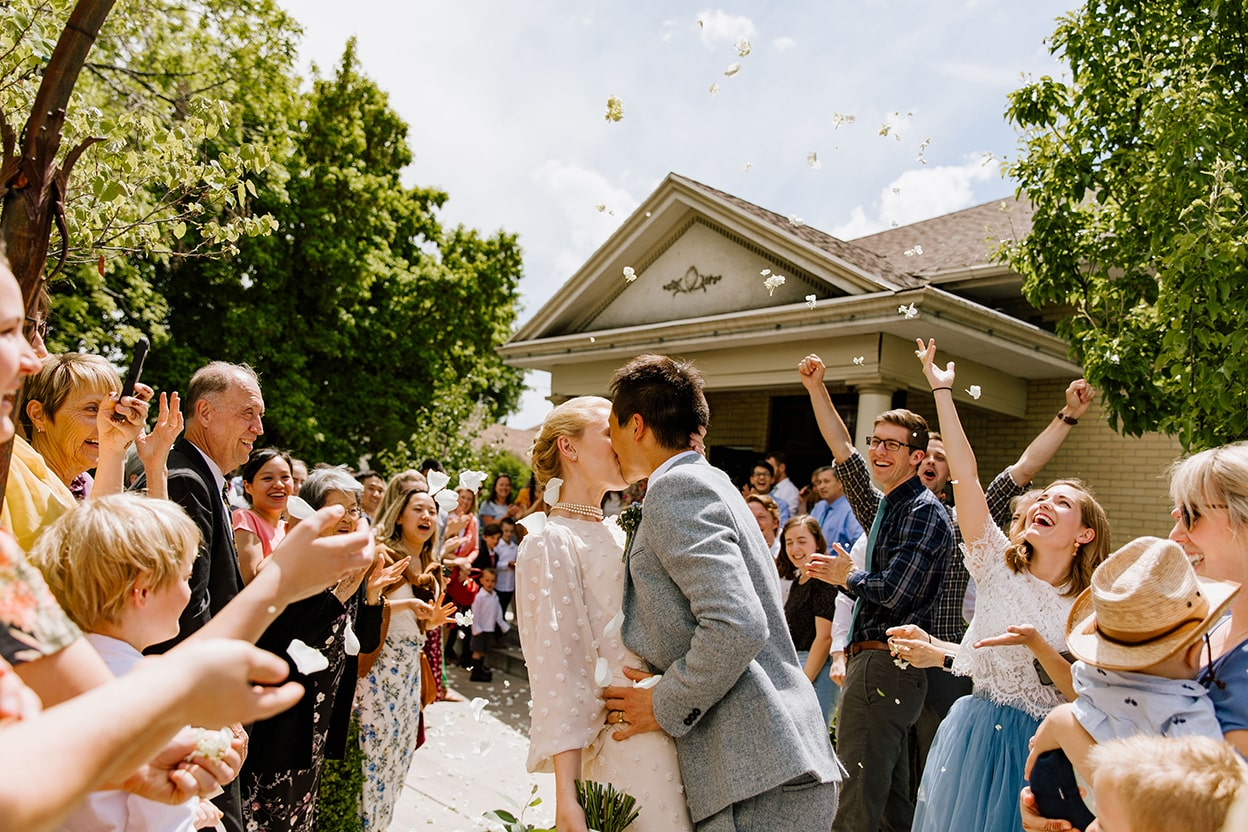 Gena & Seokhee Wedding