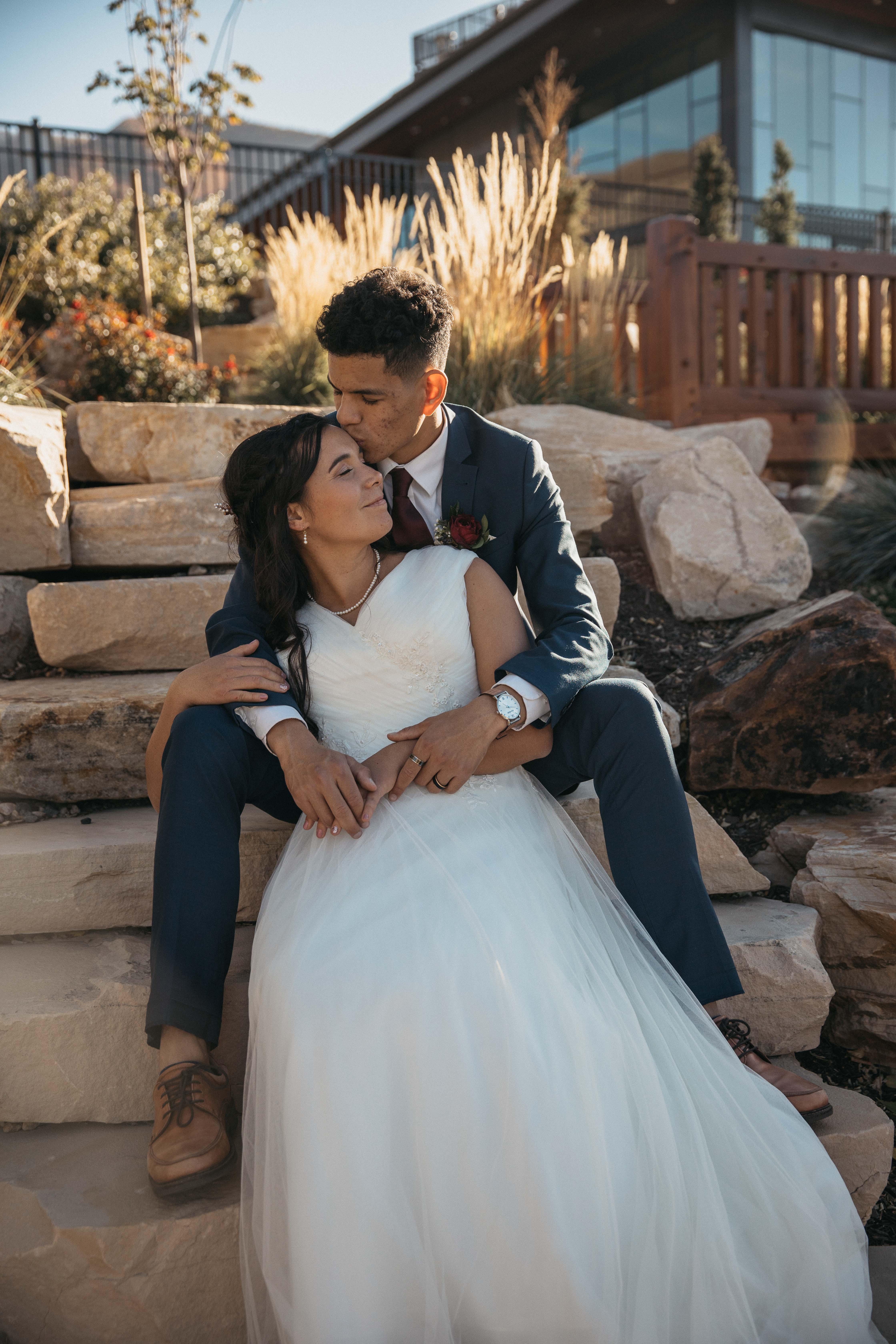 Gina and Eric