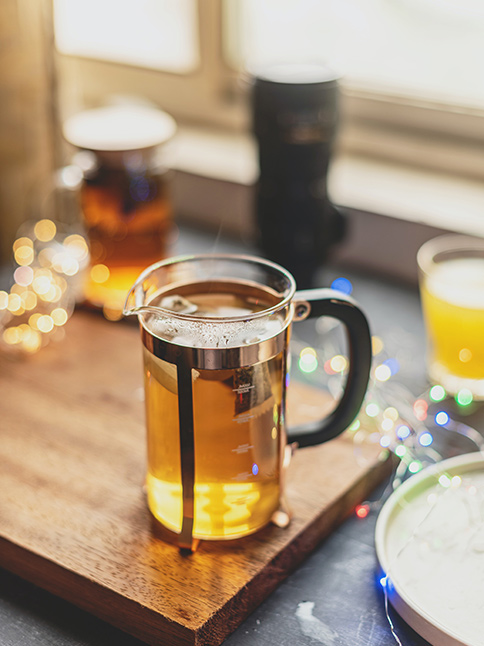 Brewing tea 101