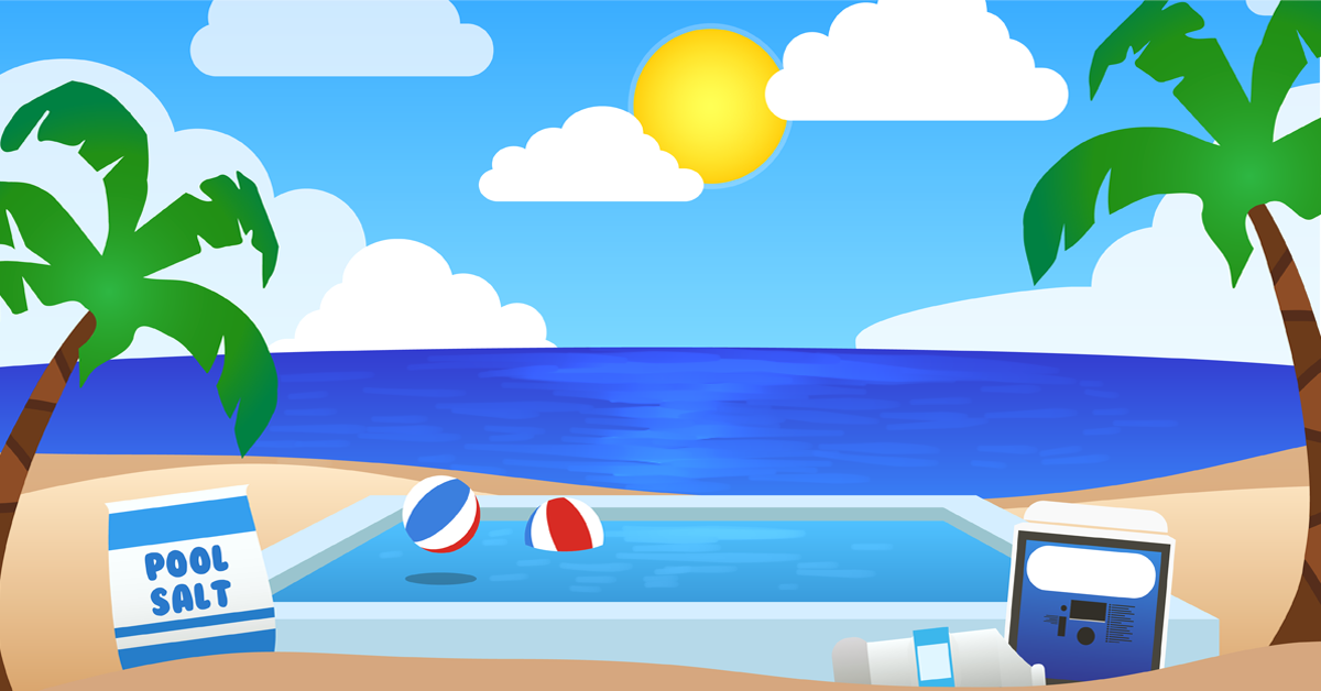The Benefits of Switching to a Salt Water Pool and How to Do It Yourself