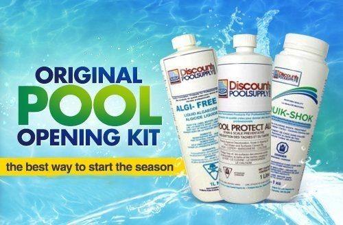 Pool Opening Kit