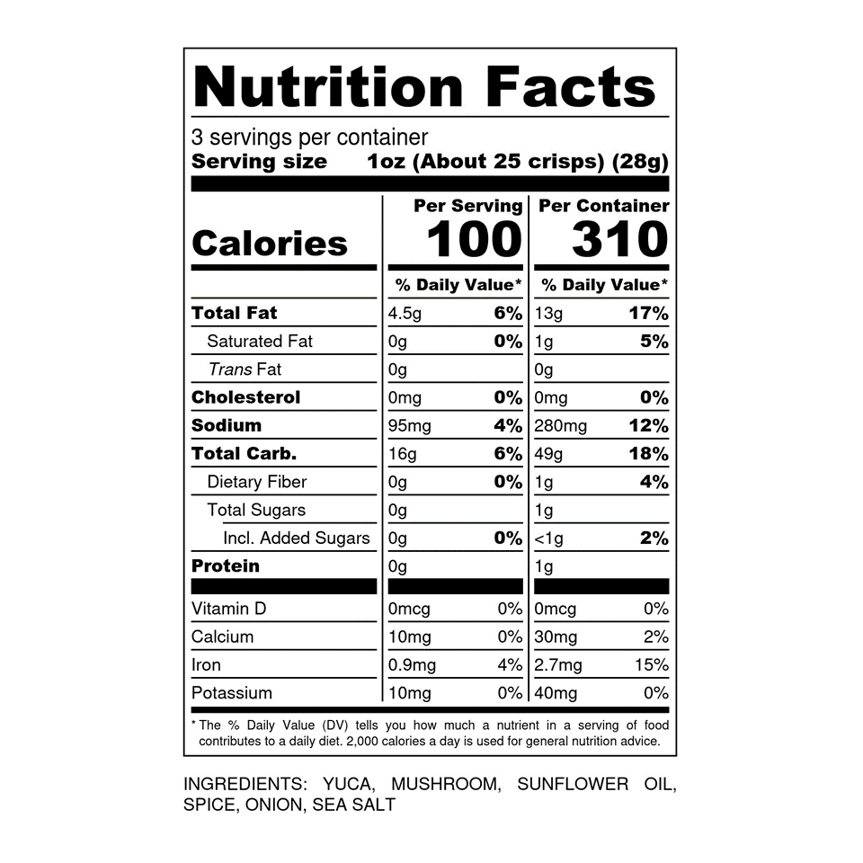 bbq multi nutritionals