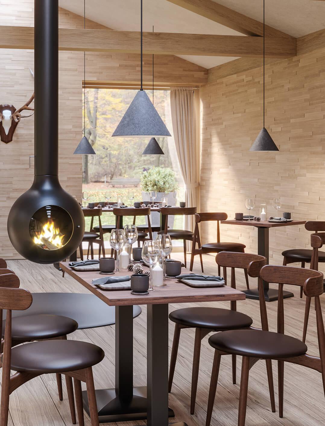 Tables pour votre restaurant ou hôtel