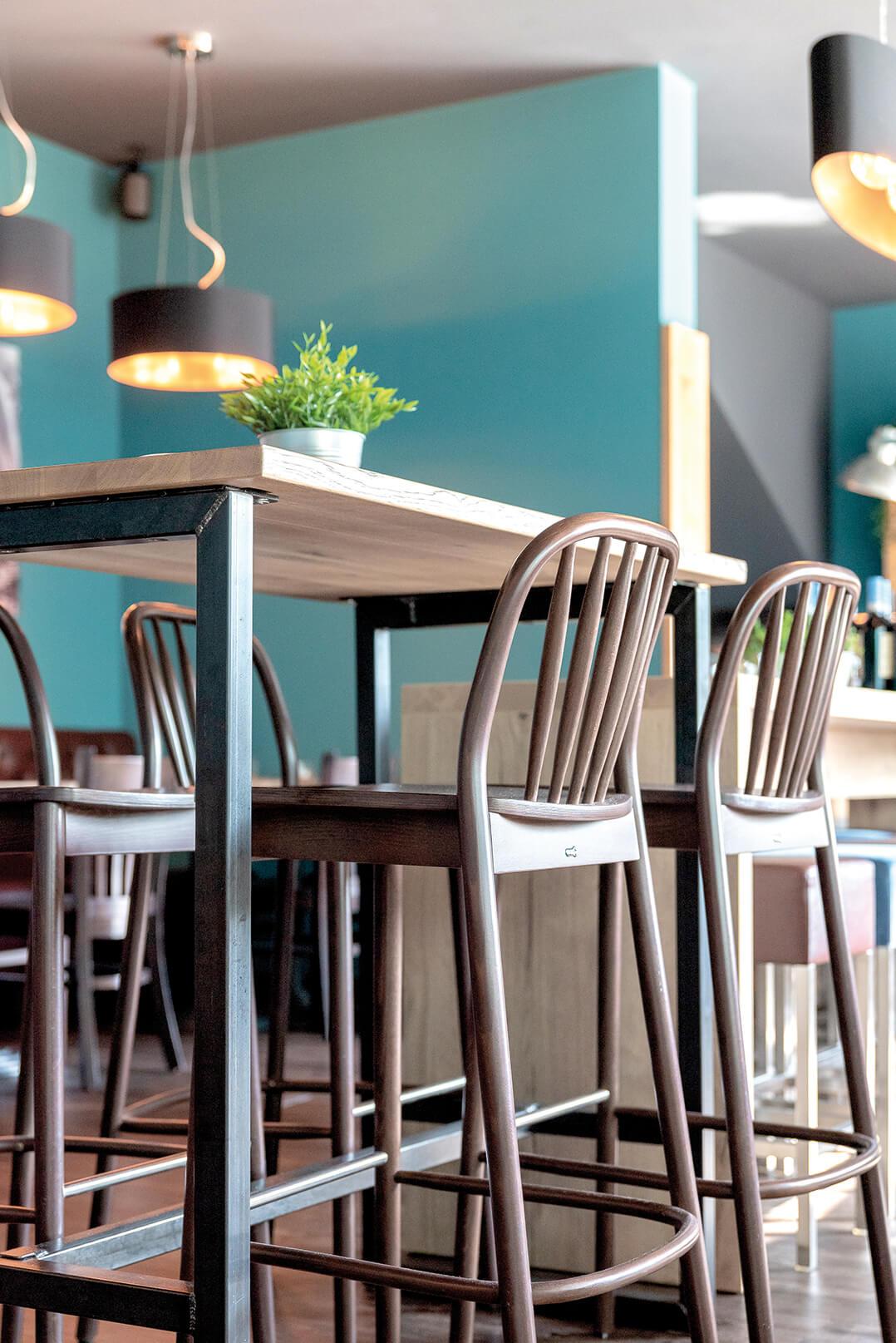 Mange-debout pour votre restaurant ou hôtel