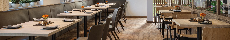 Tables à manger pour votre restaurant ou hôtel