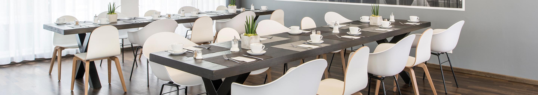 Systèmes de chaises modulaires pour votre restaurant ou hôtel