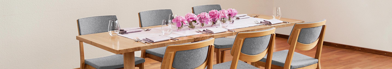 Indoor Stapelstühle für Ihre Gastronomie und Hotellerie