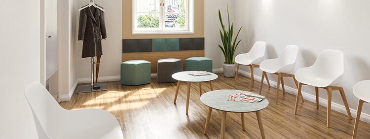 Indoor Waiting Room Furniture