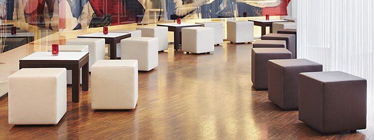 Indoor Sofa Tables for your restaurant or hotel