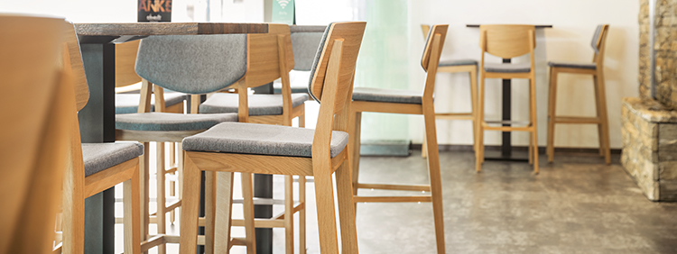 Barstools for your restaurant or hotel