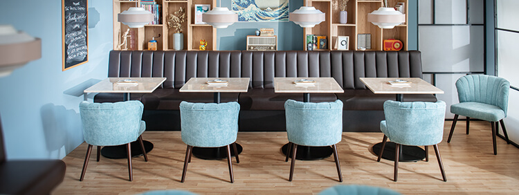 Fauteuils pour votre restaurant ou hôtel