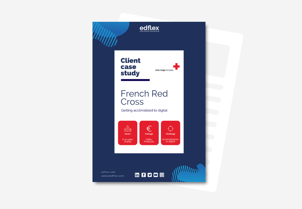 Cover Croix Rouge case study