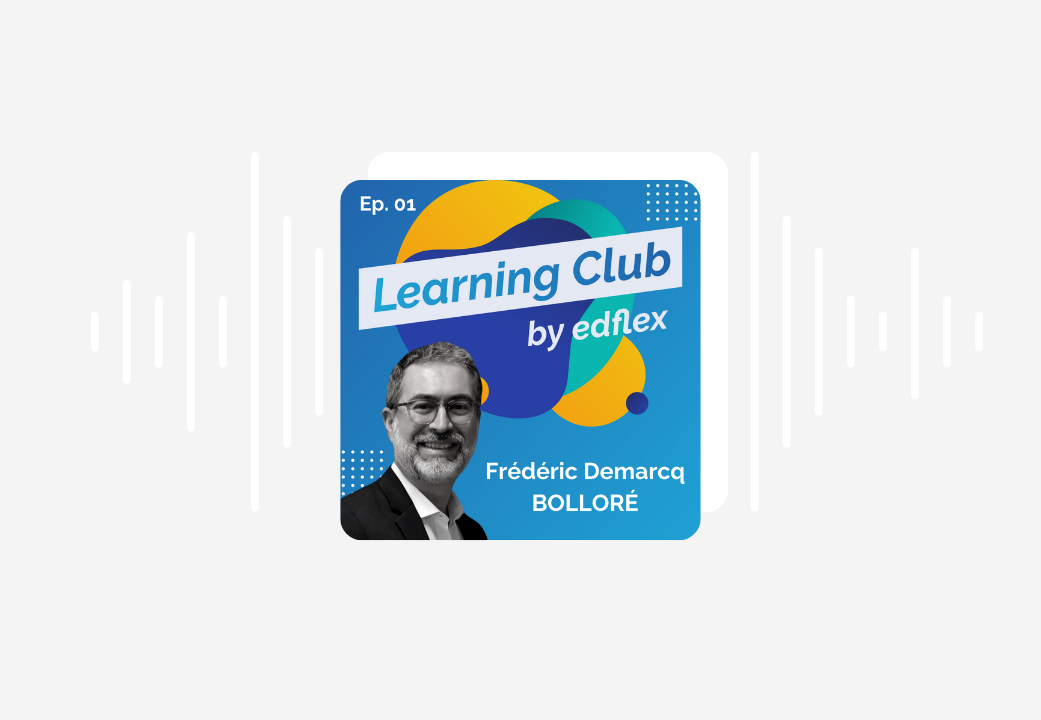 Podcast learning club bollore