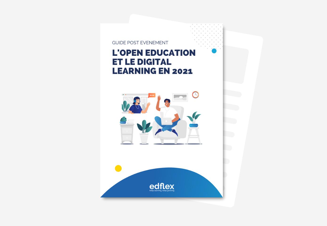 Guide open education edflex