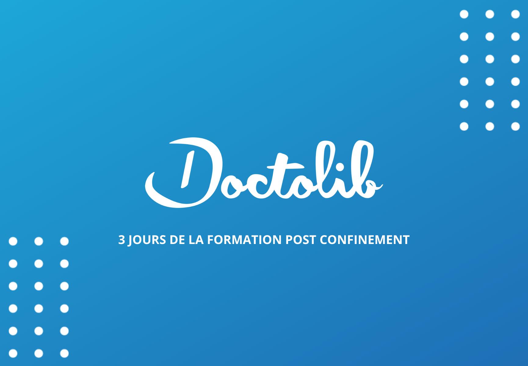 Webinar Doctolib