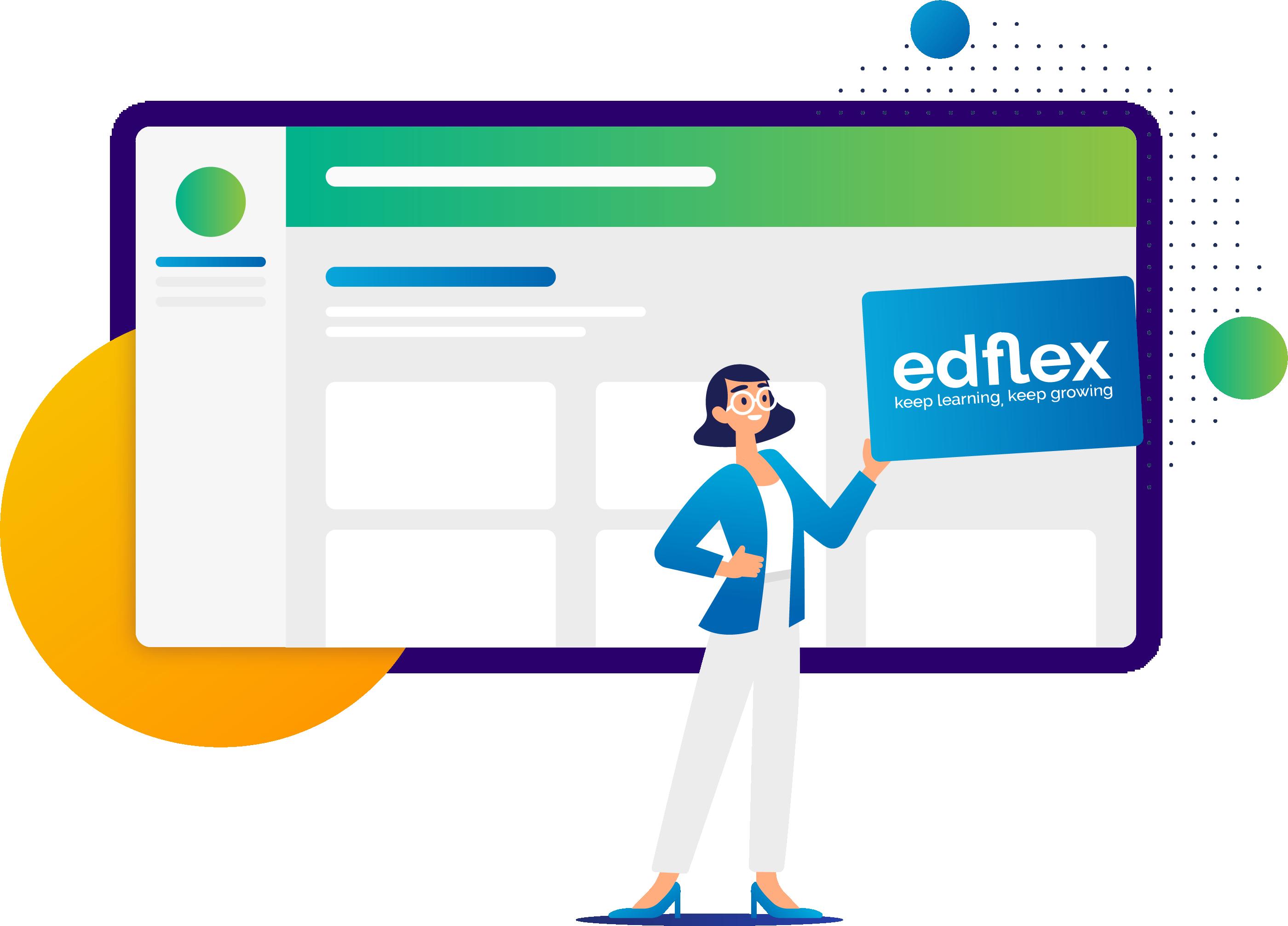 Le connecteur edflex
