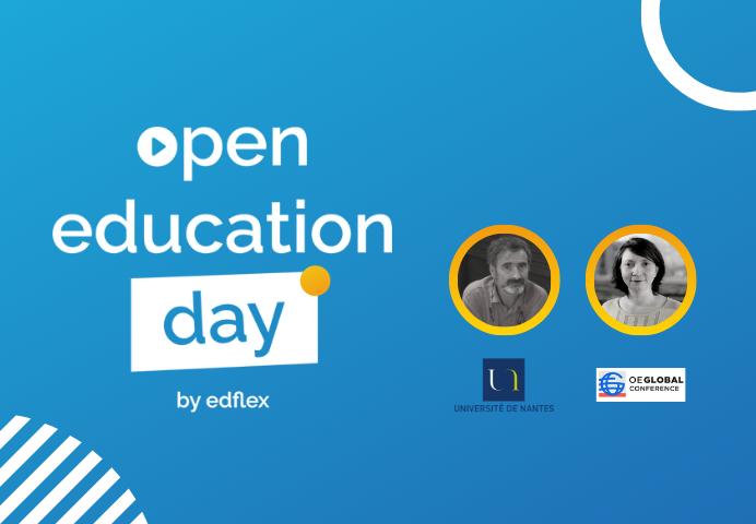 Webinaire - Open education day