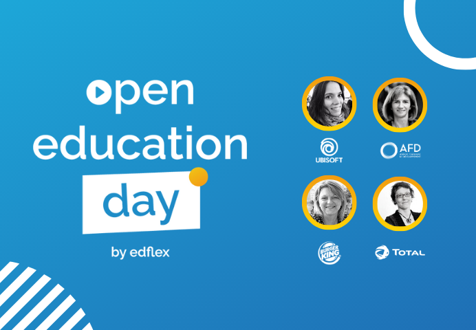 Webinaire - Open education day table ronde