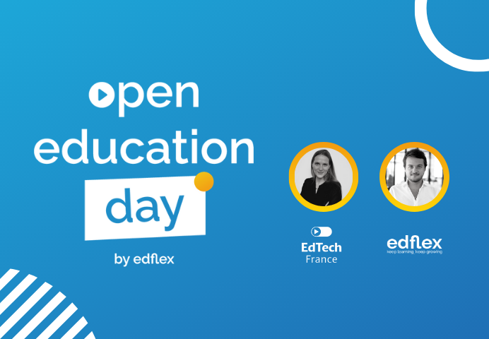 Webinaire Edtech - Open education day evenement