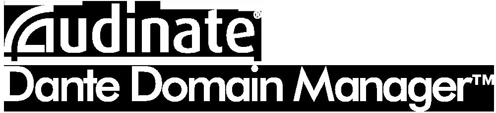 Dante Domain Manager logo