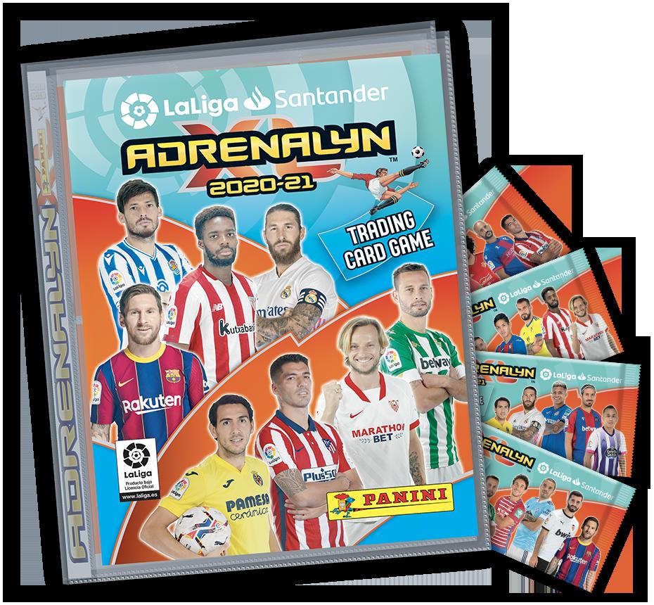 Panini Adrenalyn Liga 2021