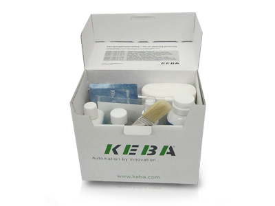 Use KEBA-certified consumables to keep your KePlus self-service systems running smoothly.