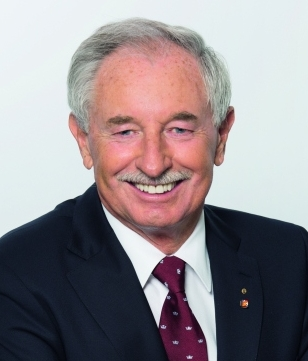 Karl Kletzmaier, founder of KEBA, member of the advisory board