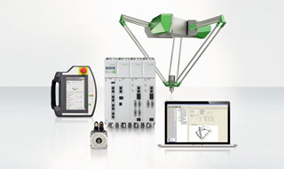 KeMotion Packaging - The open automation solution for packaging robots and machines
